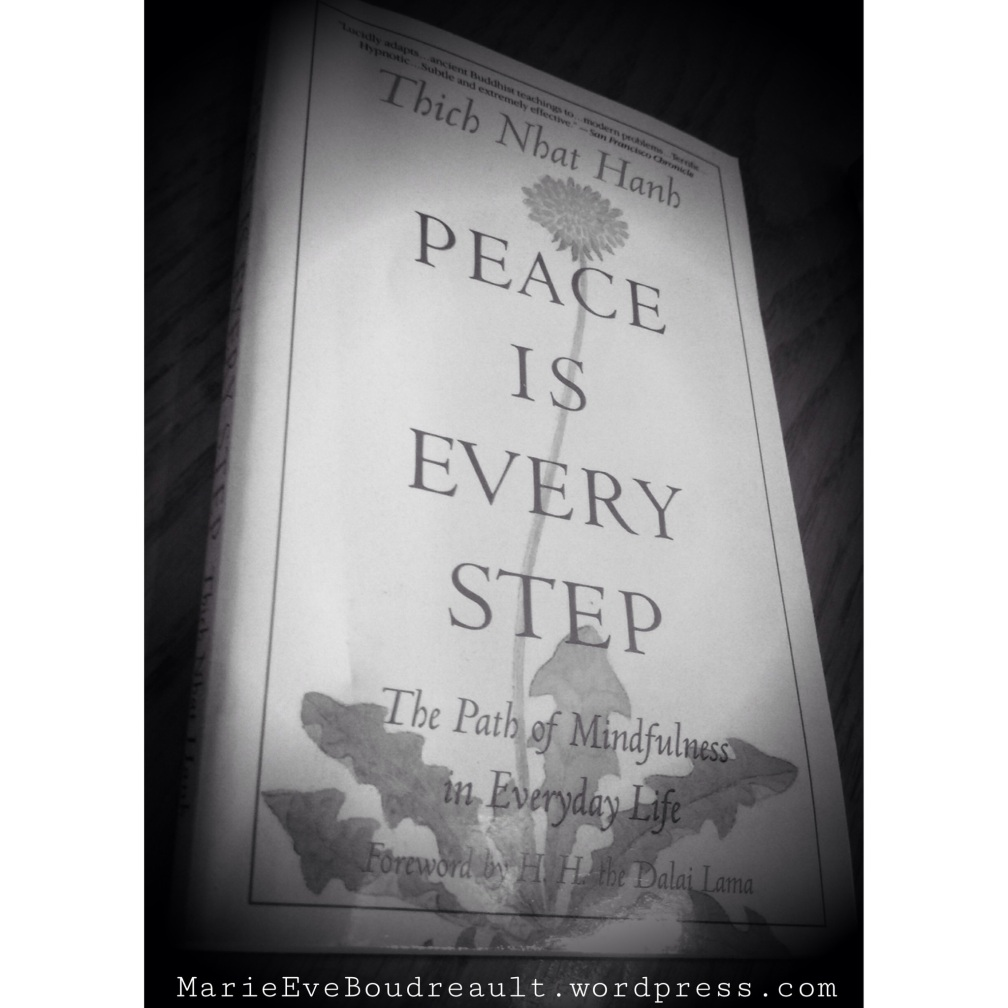 Top books 2014 peace is every step Thich Nhat hanh