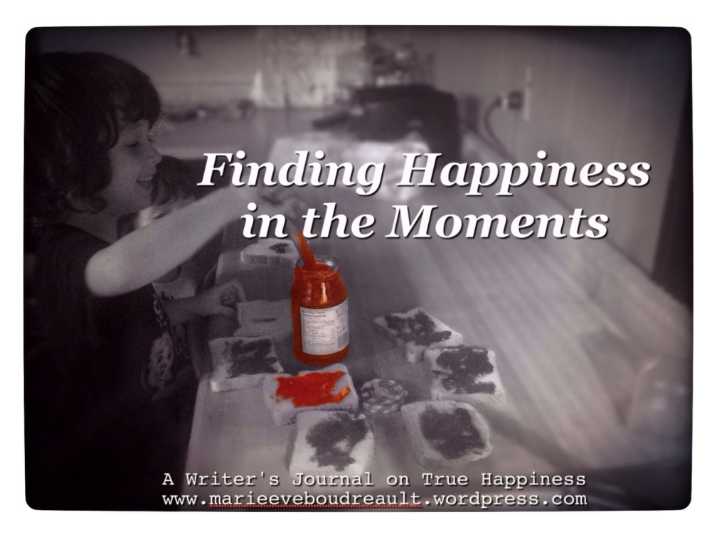 Too many projects marie Eve Boudreault zen life true happiness in the moments free ebook book blog
